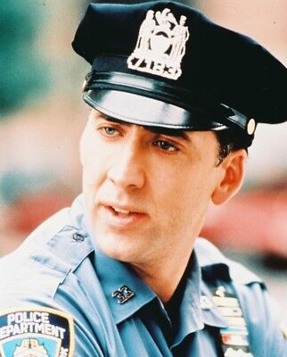 It Could Happen To You Nicolas Cage 8X10 Photograph