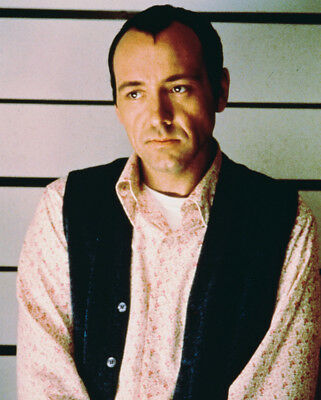 Kevin Spacey The Usual Suspects Color 8X10 Photograph