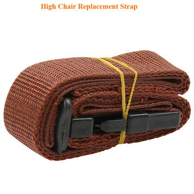 Universal Replacement High Chair Strap,Black (Highchair Repalcement Part Strap)