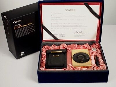 Canon IXUS 240  gold limited Edition 6792