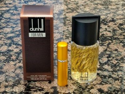 Dunhill -  Dunhill for Men EDT (Vintage)  -  5ml Sample in Refillable Atomizer