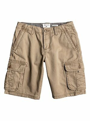Quiksilver™ Boy's 8-16 Everyday Deluxe Cargo Shorts EQBWS03126