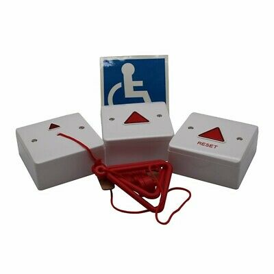 Esp UDTAKIT Disabled Persons Toilet Assistance Alarm System, Hospitals, Toilets
