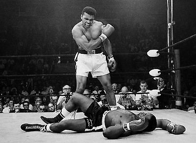 Muhammad Ali Vs Sonny Liston both fights 1 AND 2 (I AND II) full boxing DVD