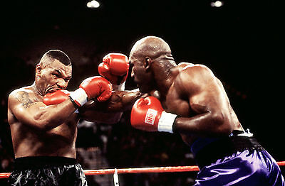 Mike Tyson Vs Evander Holyfield 1 and 2 DVD full fight I and II boxing