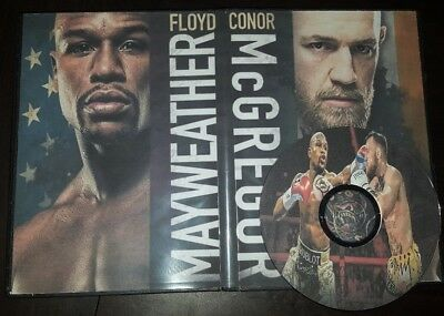 Floyd Mayweather Vs Conor McGregor full boxing match fight DVD