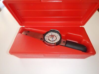 PROTO 3/8 Inch Drive Dial Torque Wrench J6177F - 0 to 250 in/lb - FREE SHIPPING