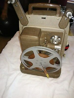 Vintage Bell & Howell 8mm projector model 254 RS