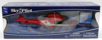 New-Ray Sky Pilot 1/43 Scale Model Helicopter 26103 - Agusta Westland AW109