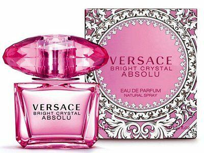 Profumo Bright Crystal Absolu di Versace 90 ml edp