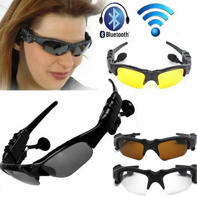 mart Bluetooth  glasses Sunglasses Outdoor Sports Stereo Wireless Headset