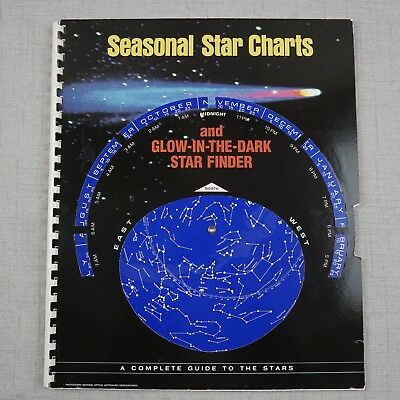 Seasonal Star Charts - A Complete Guide to The Stars Homeschool Science
