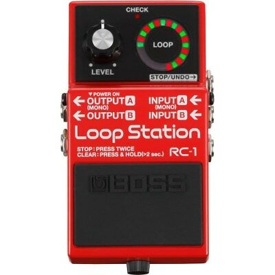 Boss RC-1 Loop Station | Neu