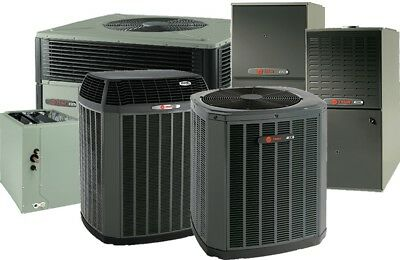 TRANE AIR CONDITIONING. Full Service Installation 5 Ton 16 Seers 10 Yr. Warranty