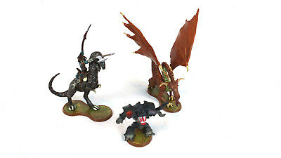 Heroscape The Battle of all Time 2nd Ed. Rise of the Valkyrie ~ 3 Miniatures Set