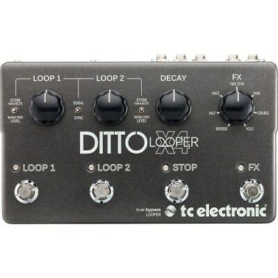 TC Electronic Ditto X4 Looper | Neu