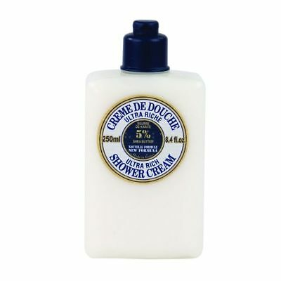 l'occitane Ultra Rich Shower Cream 250ml Shea