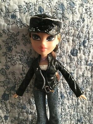 Vintage Lot of Bratz Clothing, Includes Nine Pieces, Rocker Chic