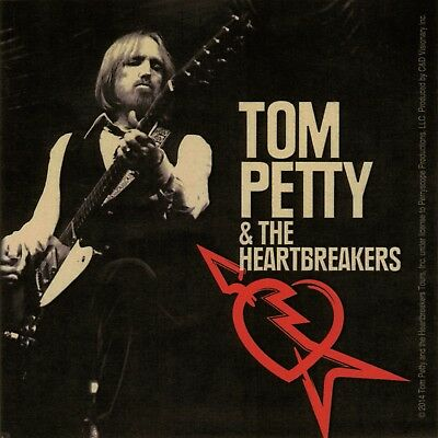 5613 Tom Petty Heartbreakers 1970s American Rock Music Band Gift Sticker / Decal