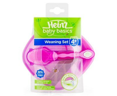 NEW Heinz Baby Basics Weaning Bowl Set from Baby Barn Discounts