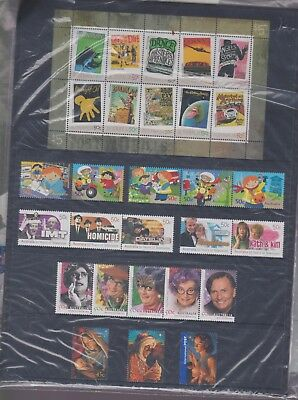 $1240 unfranked full gum CHEAP postage or all MNH for collect - FREE Reg'd Post