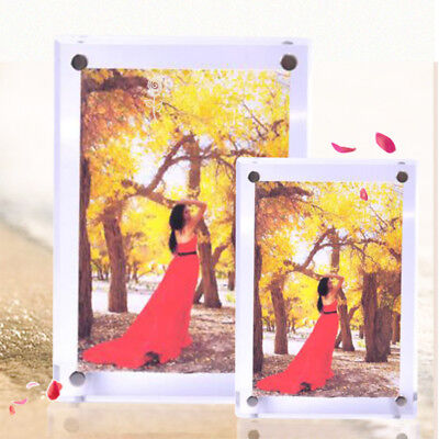 Photo Frame Photo Furnishing Articles Acrylic Camera Accessories Store Photos
