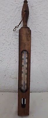 Sehr alter Thermometer