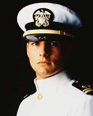 Tom Cruise In A Few Good Men Color 8X10 Photograph