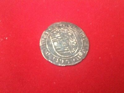 Post Medieval Venus Penny Lowlands Jetton 1490-1550 Copper Coin
