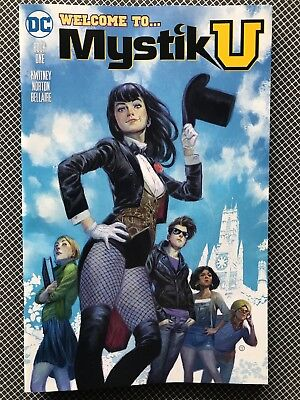 DC Comics Mystik U #1 - Zatanna (DC, 2017) - New/Unread (NM)