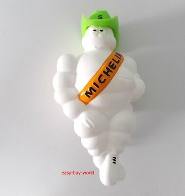 "1x8"" MICHELIN MAN DOLL &HAT THAI FIGURE LIMITED VINTAGE BIBENDUM ADVERTISE TIRE"