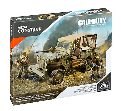 Mega Construx Call of Duty Infantry Scout Car