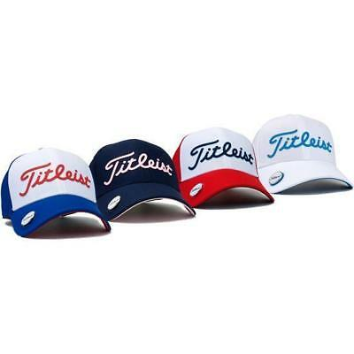 60f7a5abf37 Titleist Tour Performance Ball Marker Hat Trend Collection Adjustable Cap  2017
