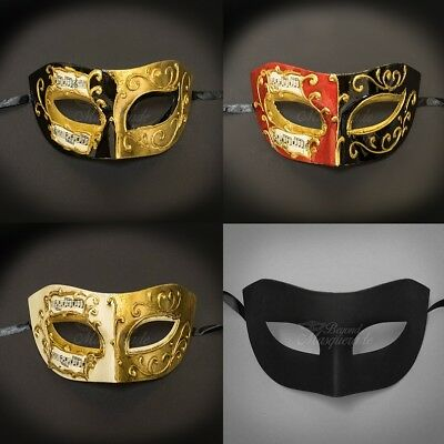 Men's Masquerade Mask, Venetian Masquerade Ball Mask, Masquerade Mask for Men