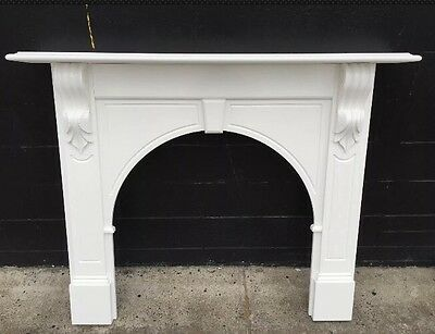 Fire Place Surround Mantel Piece Brand New.