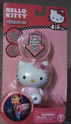 New Hello kitty charm light 4""