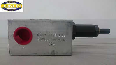 "SNAP TITE INC SAV60-T6P-15A Sequence Valve (No Check) - SAV 3/4"" BSP"