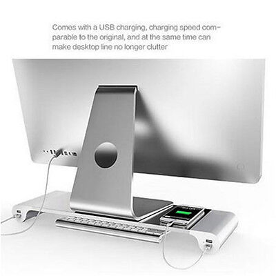 Smart Phone PC Charger Monitor Holder USB Charger Multifunctional Rechargeable