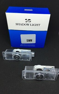 BMW LED Courtesy Ghost Welcome Light Shadow Laser Projector BMW 3 5 6 7 series