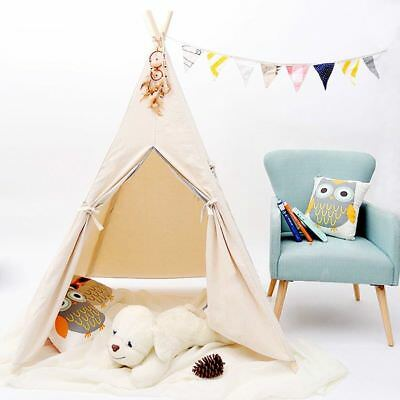Indoor Baby Toddler Indian Play Teepee Tent Kids Tepee Tipi & CHILDREN KIDS Tepee Teepee Tipi Play Tent Playhouse indoor/outdoor ...