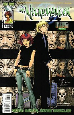 The Necromancer #4 (2006) 1St Printing Bagged & Boarded Image Comics