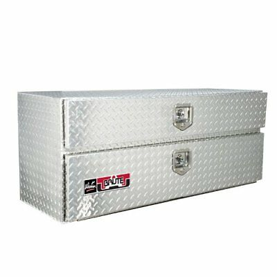 """Brute 80-UB36-20TD Pro Series Contractor Under Body 36"""" x 20"""" Polished Alumin..."""