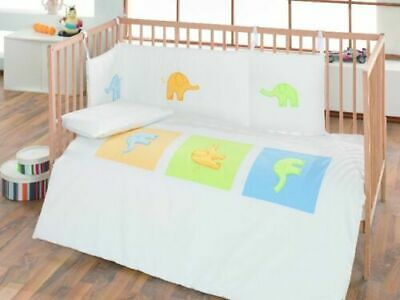 Nursery Baby Bed Bedding Collection - Elephant