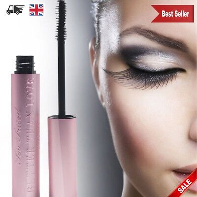 Better Than Sex Mascara Too Faced Waterproof Full Size Black Mascara NEW UK