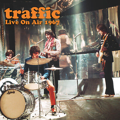 TRAFFIC - Live On Air 1967. New LP + Sealed. **NEW**