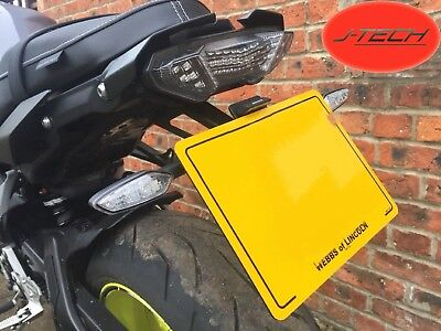 Yamaha MT-10 FZ-10  Tail Tidy / Fender Eliminator 2016 - 2019. MT10. Triple LEDs