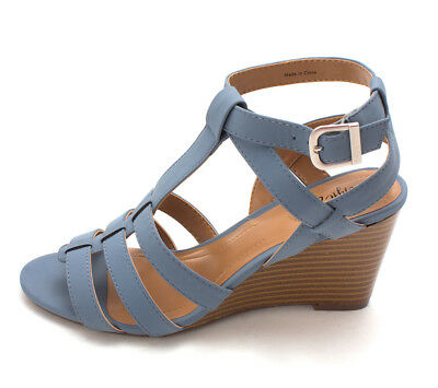 e2ae43bef2f STYLE   CO. Womens Haydar Open Toe Casual Platform Sandals -  12.00 ...
