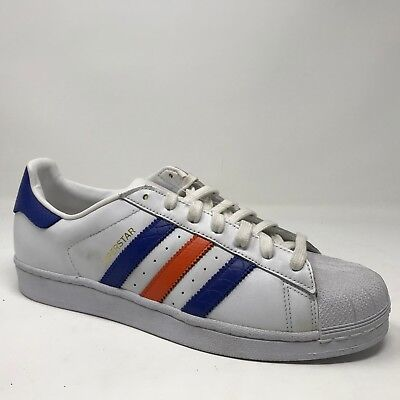 size 40 1bcf4 23030 New Vintage Men Adidas Superstar 789006 Limited Edition NYC colorway US  size 9
