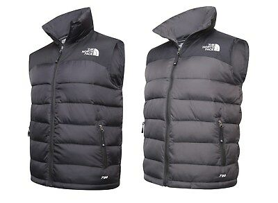 The North Face 700 Bodywarmer Gilet Black Anthracite S M L XL XXL