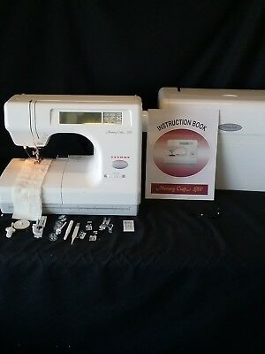 JANOME MEMORY CRAFT 40 MC40 Sewing And Embroidery Machine Brand Beauteous Janome Memory Craft Mc 9700 Sewing And Embroidery Machine